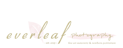 everleaf photography logo